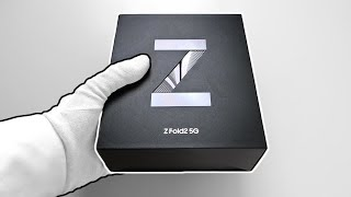 Samsung Galaxy Z Fold 2 Unboxing - Best Foldable Phone? [Gameplay]