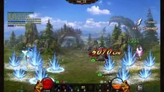 Wartune Class Wars Finals January 2014 Server 85 Mage