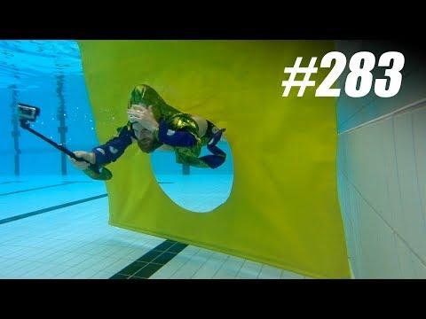 #283: Opnieuw Zwemdiploma Halen met Straf [OPDRACHT]