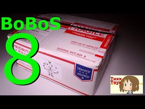 BOBOS -  HUGE BOX 8, Pokemon, Manga, Anime collectibles and more!