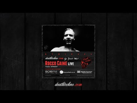 DTMIXS25 - Rocco Caine LIVE [Kassel, GERMANY]