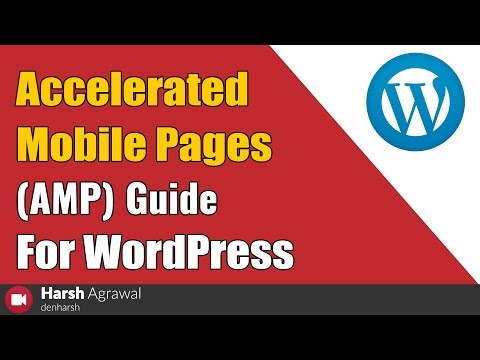 How To Implement AMP Pages On WordPress Blog - Complete Tutorial