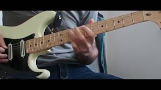 dz deathrays - shred for summer guitar tutorial/cover