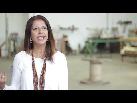 Encontros Criativos na EcoFábrica com Valeria Serapicos