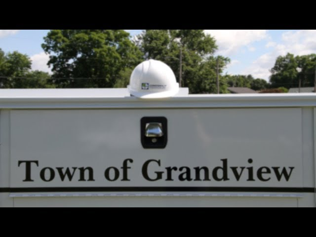 Grandview Indiana groundbreaking