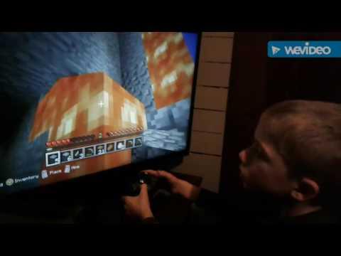 Minecraft, UNDERWATER ocean MINING, Lava death, Lapis Lazuli found!!