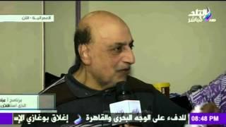 بالفيديو.. مواطن يبكي على الهواء بعد استجابة شرطة النجدة له