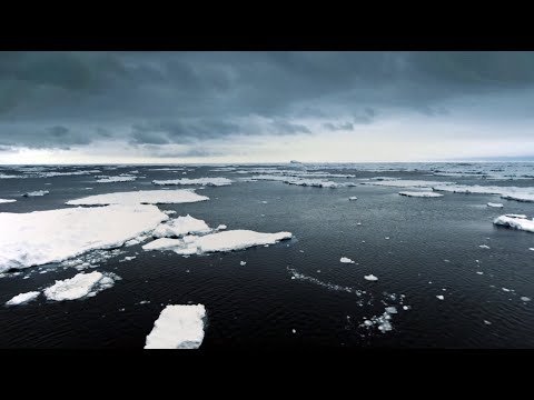 Climate research in the Arctic