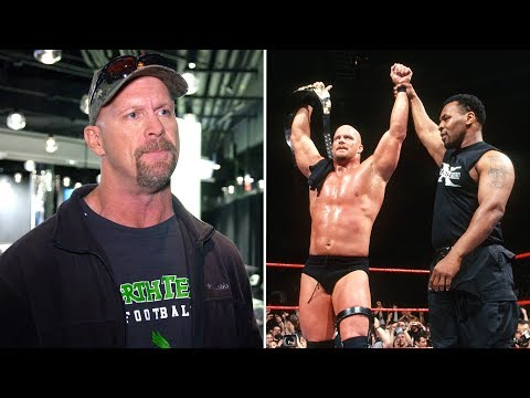 """Stone Cold"" on why his first WWE Title win sucked"