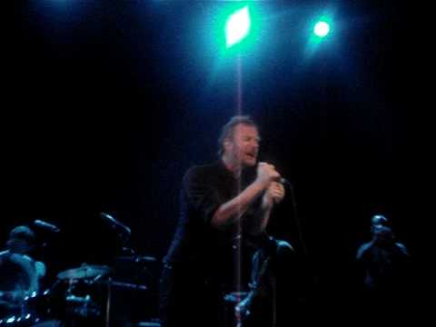 THE NATIONAL- Available LIVE @ The Royal Oak Music Theatre August 3, 2010