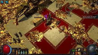Path of Exile 3.1 - T14 Shaped Vault twinned boss