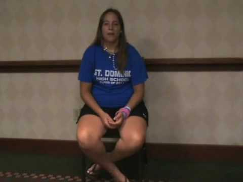 Friends in Tampa 2009: Katie's Story