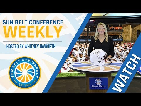Sun Belt Conference Weekly (Dec. 15): Football Bowl Special
