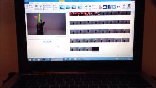 Brickfilm Tutorial Part 5: Putting Everything Together in Windows Movie Maker