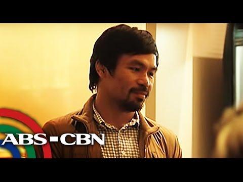 TV Patrol: Pacquiao, pinarangalan bilang 2015 Asia Game Changer