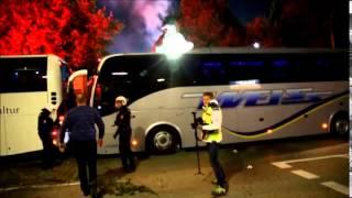 Ausschreitungen SV Austria Salzburg - SK Sturm Graz