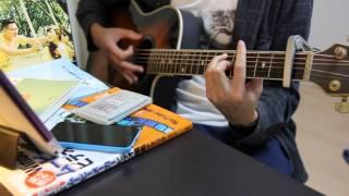 Yếu đuối-guitar cover