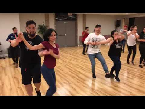 Bachata Group Lessons in Dallas Texas