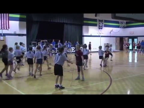 Hunters Bend Elementary School Jump Rope