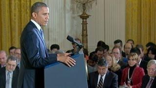 President Obama Addresses David Petraeus Scandal; Response to CIA Chief's Resignation
