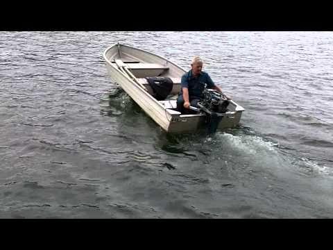 1960 Amarc Diesel 9.25hp Outboard Boat Motor
