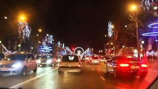 シャンゼリゼ通り(L'Avenue des Champs-Élysées)を、エトワール凱旋門(A...