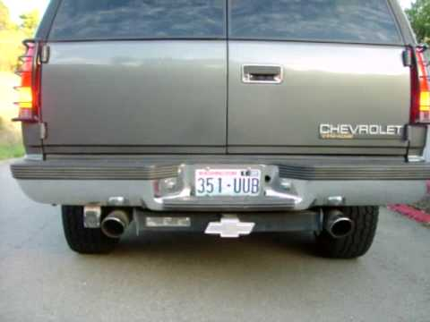 2007 Chevy Suburban Parts  Replacement Maintenance