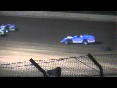 Clay County Speedway 8-13-11 Feature.mpg