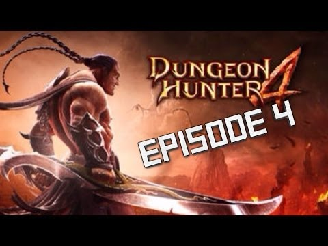 Let's Play Dungeon Hunter 4- Boss! Episode 4