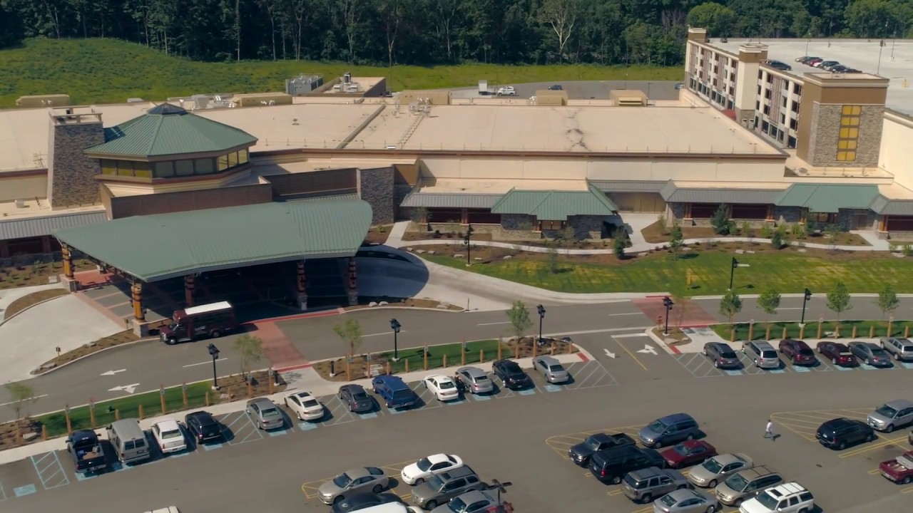 Four Winds Casino South Bend Drone Video Youtube