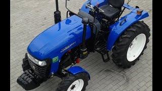 Купить Мини-трактор Jinma-264RE (Джинма-264РЕ) с реверсом и широкими шинами minitrak.com.ua(, 2016-10-12T12:59:59.000Z)