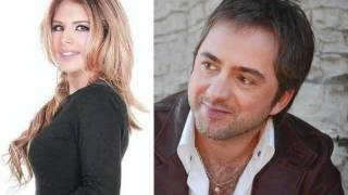 Marwan Khoury ft  Aline Lahoud - Ba3sha2 Rou7ik   مروان خوري و الين لحود New 2011