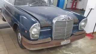 W111 MERCEDES 220 SE 1962 ONE OWNER  CT97377