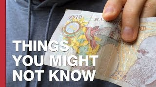 Repeat youtube video The Secret Pattern That Stops You Copying Bank Notes