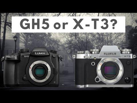 Panasonic GH5 vs Fuji X-T3 (Which one did I choose?)