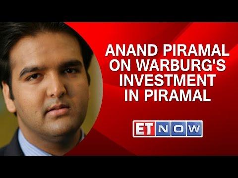 EXCL | Anand Piramal On Warburg Pincus' Investment In Piramal Realty