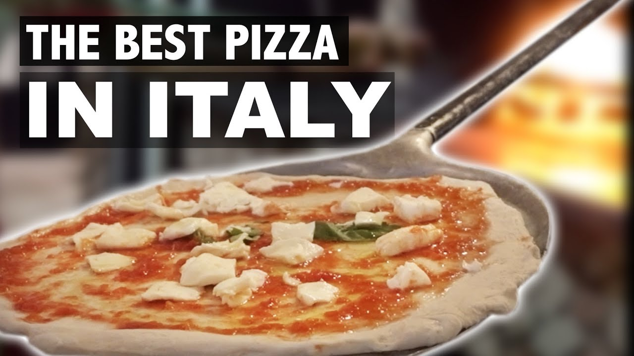we found the best pizza in italy youtube. Black Bedroom Furniture Sets. Home Design Ideas