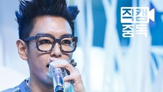 빅뱅 탑 직캠 We Like 2 Party BIGBANG T.O.P Fancam @Mnet MCOUNTDOWN Rehearsal_150604