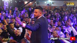 اقوى استقبال للفنان ايمن السبعاوي مهرجان المنطقه الجنوبيه العريس رفيق ابو نصار الرجبي 2021 HD