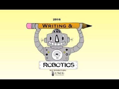 Writing and Robotics Summer Camp 2016