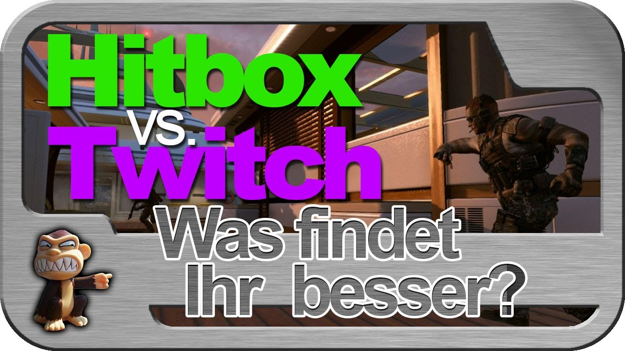 Commanderkrieger Twitch