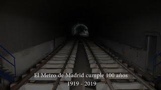 Reportaje: 100 años del Metro de Madrid