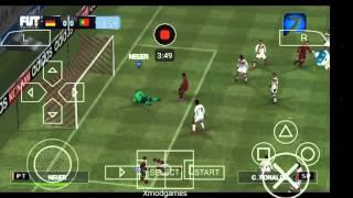 Pes 2016 de Emulador de PSP Gameplay Link
