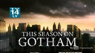 Gotham 2x02 Trailer temporada 2 Episodio 2