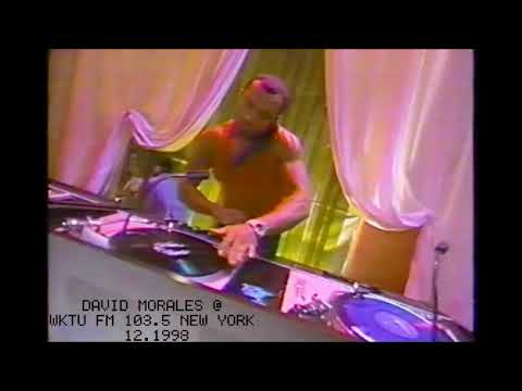 David Morales @ WKTU Fm 103 5 New York 12 1998