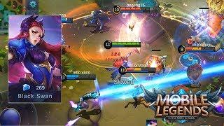 SKIN BARU ODETTE ? MAKIN GILA SI ODETTE ? - Mobile Legends Indonesia