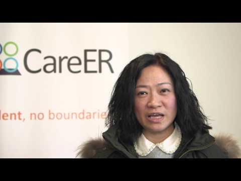 Mandy Chan Hong Kong Airlines to CareER