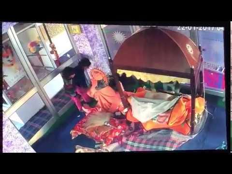 Download Sri Guru Granth Sahib Beadbi At Sbs Nagar,CCTV Footage