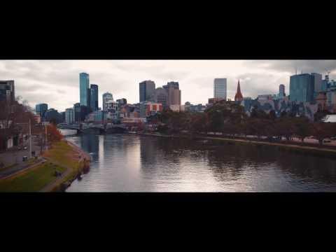 Maverick Drone Melbourne Yarra River