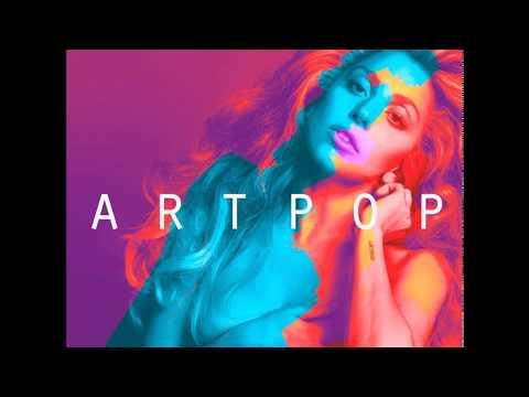 Lady Gaga - Artpop instrumental (MALE VERSION) with background vocals by Adam Hel
